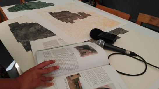 """Proyecto """"Cartografías subjetivas""""."""